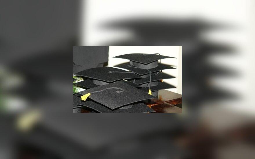 Diplomų teikimas