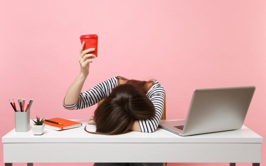 Septyni požymiai, bylojantys, kad jums būtinai reikia atostogų