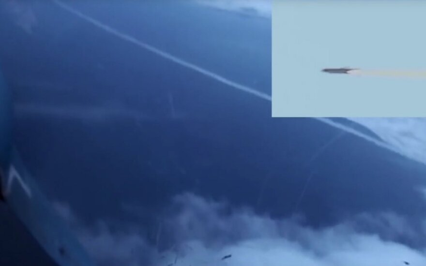 Trumpas įvertino nepavykusį raketų bandymą Rusijoje: daug sužinojome