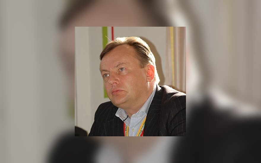 O.Čiukšys: Lietuvos žmonės gali būti ramūs - nauja IAE vadovybė bus labai kieta