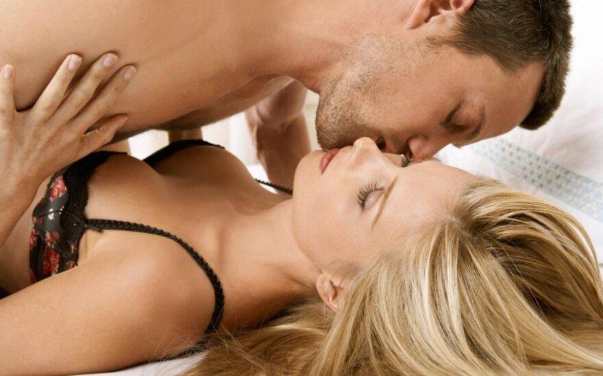 Ar seksas gali atstoti kardiotreniruotę?