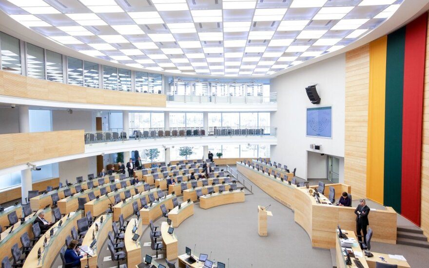 The Seimas