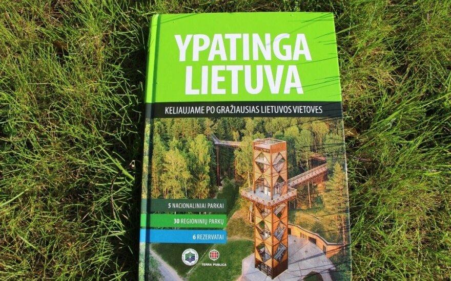 Knyga apie saugomas teritorijas