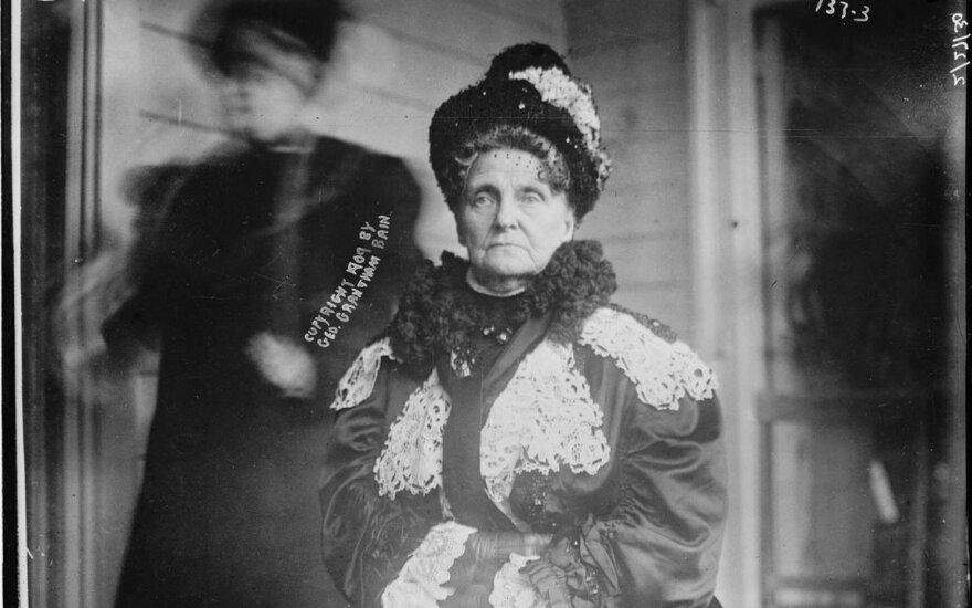 Henrietta Howland Robinson