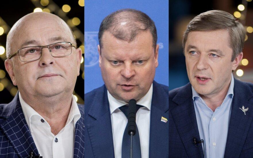 """Politologai įvardijo realiausią """"valstiečių"""" kandidatą į prezidentus: jis labiausiai nori"""