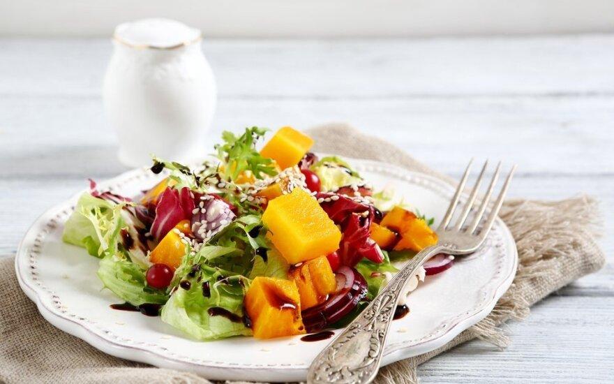 Penkių dienų dieta apsaugo nuo vėžio ir širdies ligų