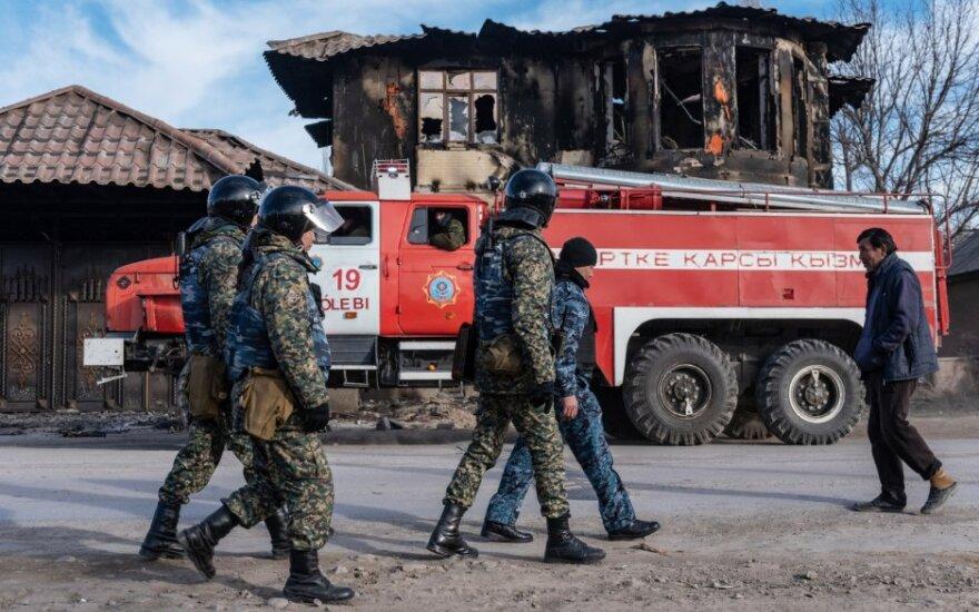 Tautinis konfliktas pietų Kazachstane