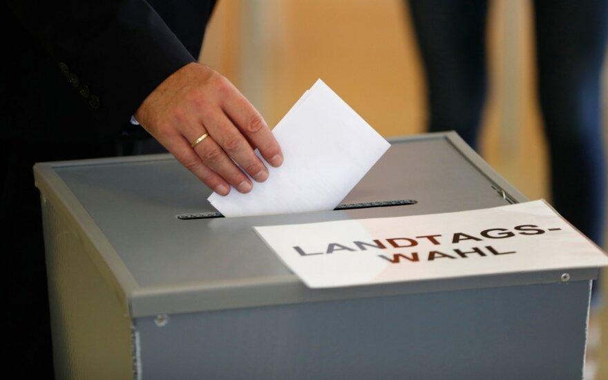 Rinkimai Vokietijoje