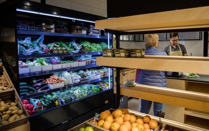 Nauja maisto kuponų sistema: jau baiminasi kainų augimo