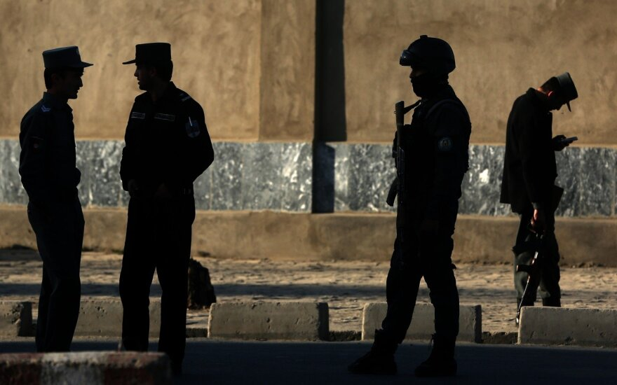 Afganistane policininkas nužudė šešis kolegas ir prisijungė prie talibų