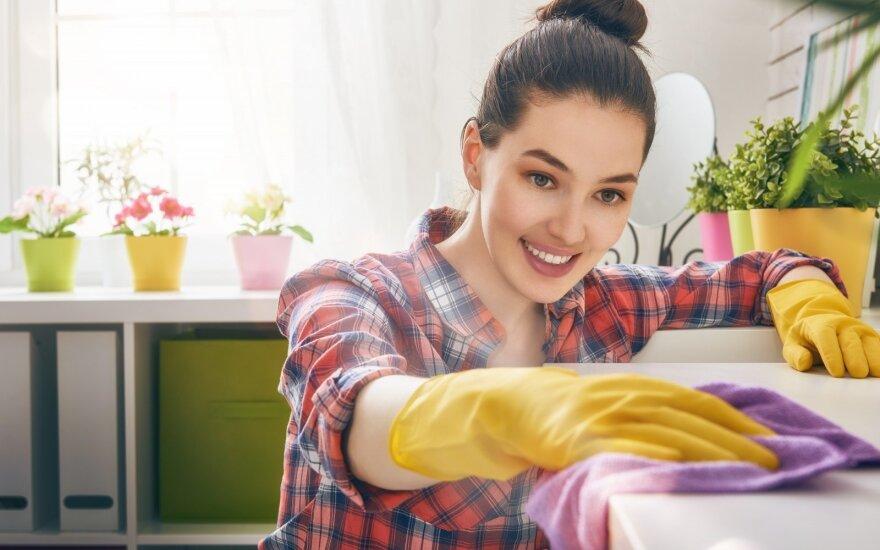 Valymo ekspertai atskleidžia: 6 klaidos, kurias darote tvarkydami namus