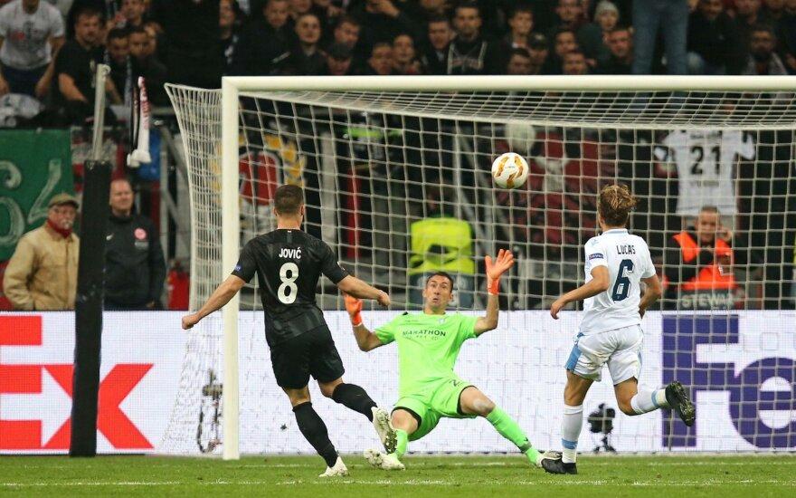 """""""Bundesligos"""" rungtynėse – net penki 20-mečio puolėjo įvarčiai"""