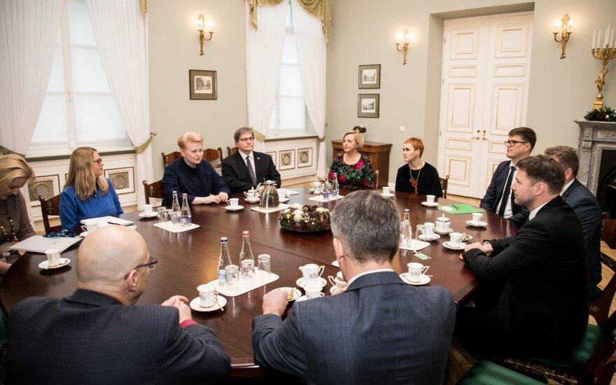 Grybauskaitė: švietimo reforma buvo arogantiškai stumiama