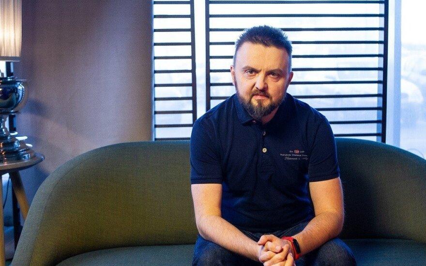 """Stanislavas Stavickis-Stano / Foto: Pauliaus Peleckio, Gretos Skaraitienės (""""ŽMONĖS Foto"""")"""