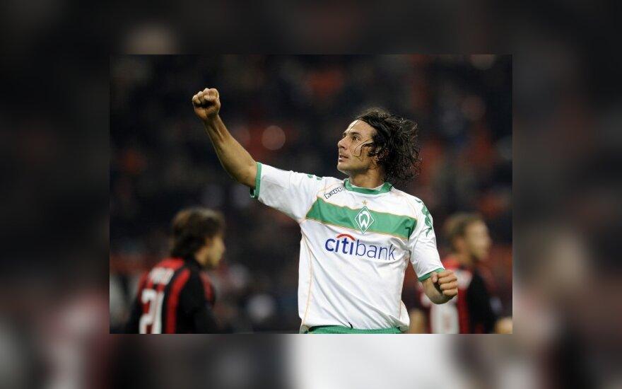 Claudio Pizarro (Werder)