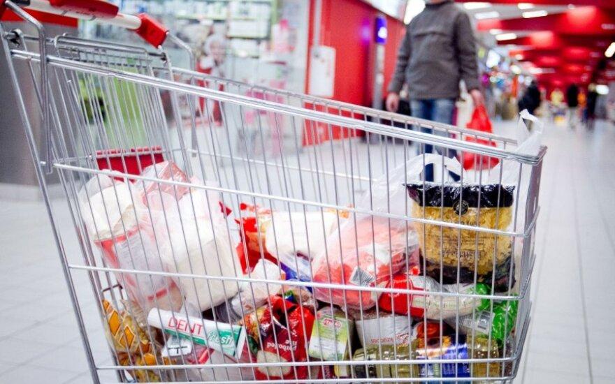 Vilniuje duris atvėrė socialinė parduotuvė