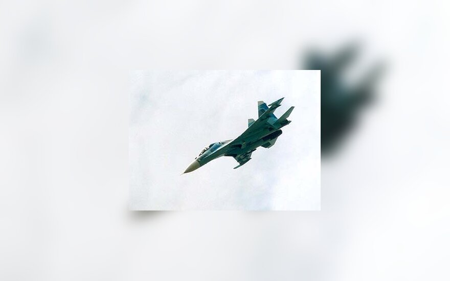 Naikintuvas Su-27