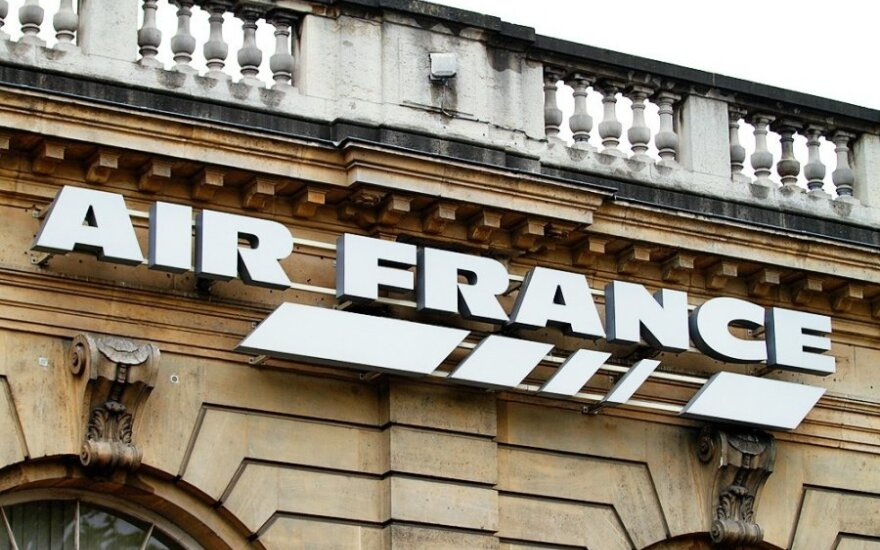 Air Lituanica signs cooperation deal with Air France and KLM
