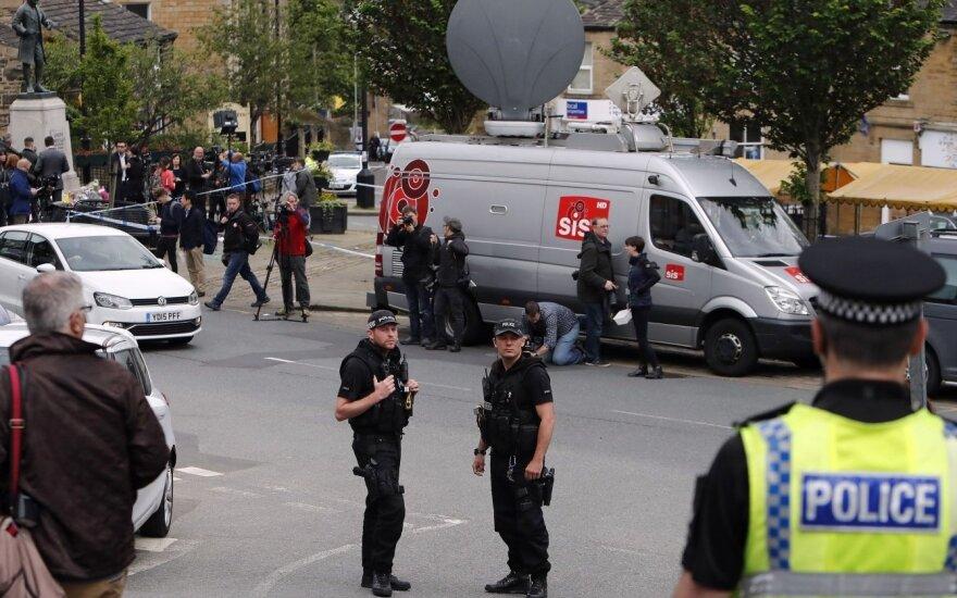Policija Britanijoje