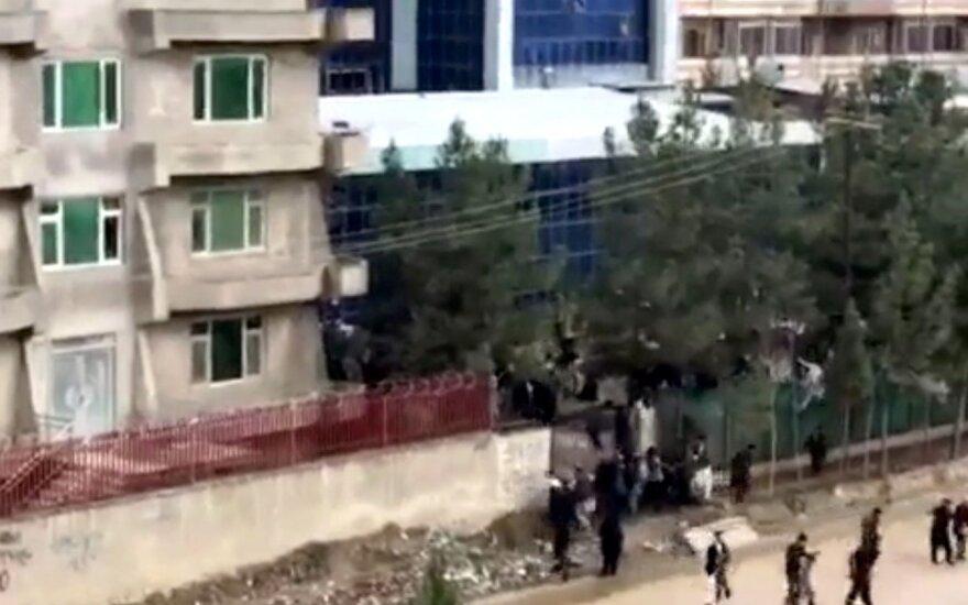 Kabule prie vestuvių salės susisprogdino mirtininkas, žuvo 9 žmonės