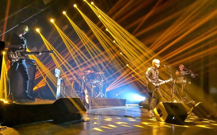 """Lemon Joy"" koncertas Alytuje /Foto: M.P.3"
