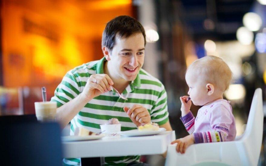 Vakarienė kavinėje: sugaištas laikas ir nevykusios picos