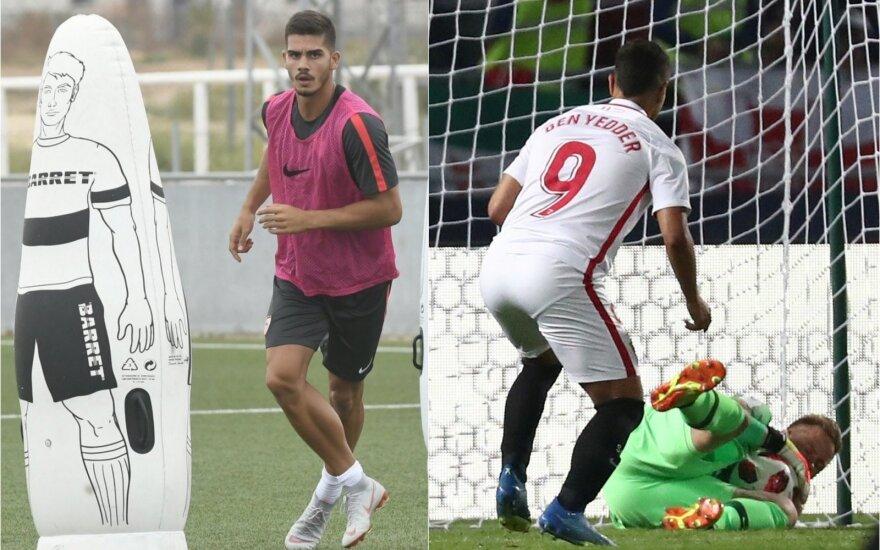 Andre Silva, Wissamas Ben Yedderas