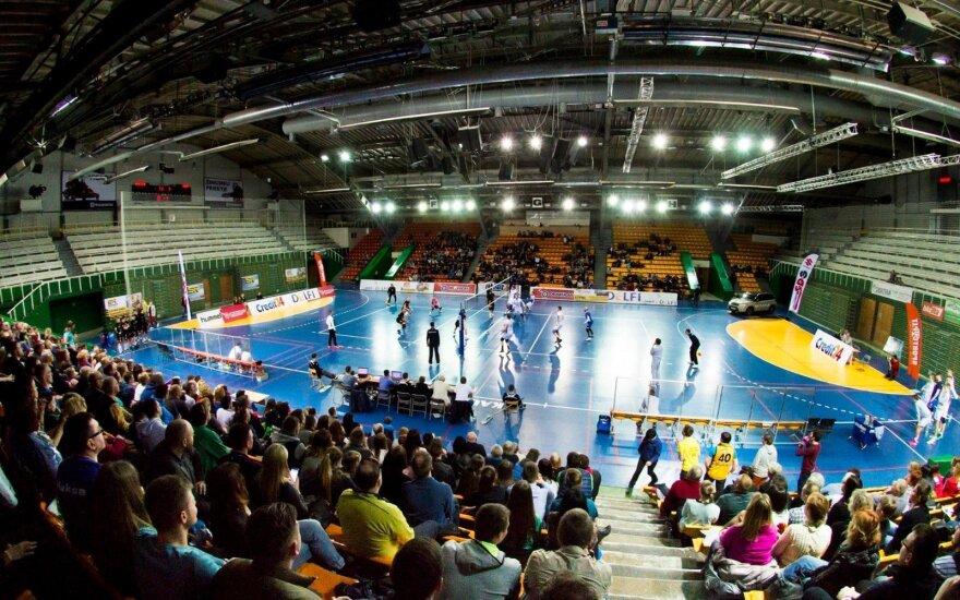 Lietuvos tinklinio čempionatas (LTF nuotr.)