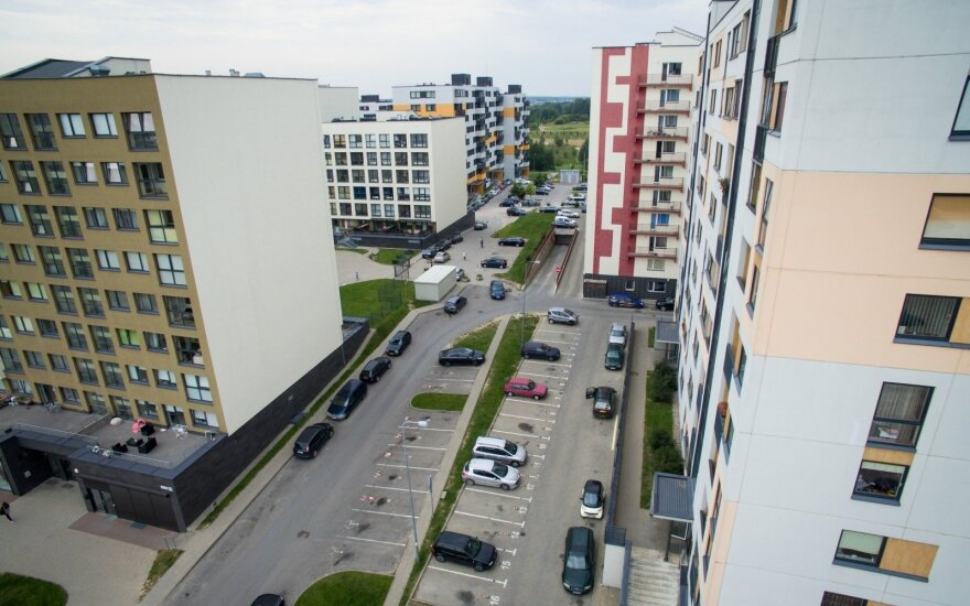 NT rinkoje – nuosaikus augimas ir stiprėjantis noras investuoti į būstą sostinėje