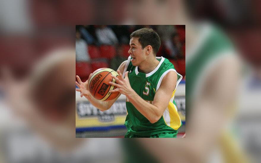 Steponas Babrauskas (Lietuvos studentų rinktinė)