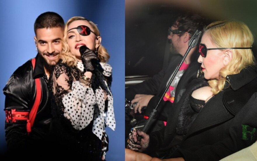Madonna / Foto: Vida Press, Scanpix PA
