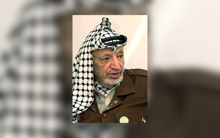 Yasseras Arafatas