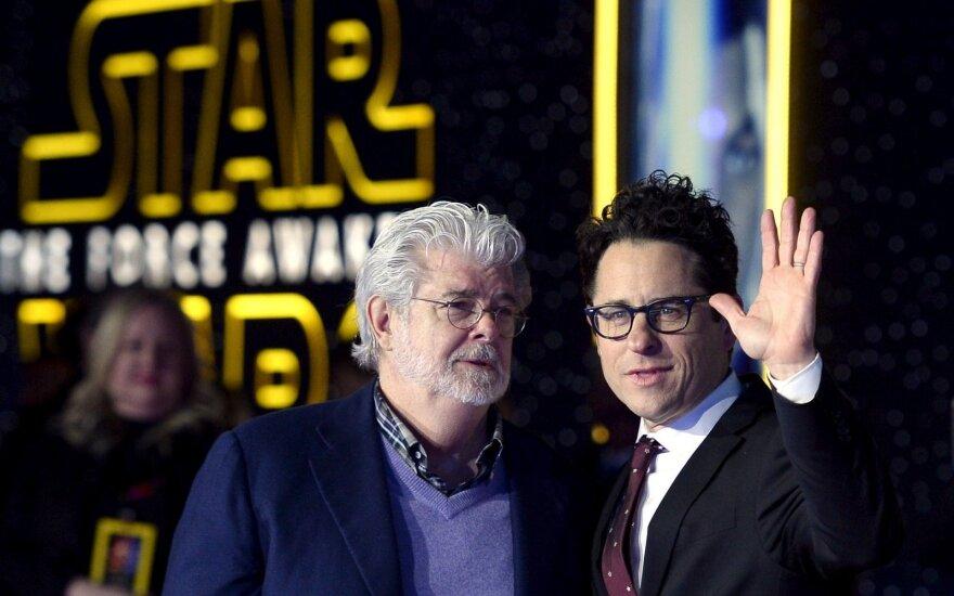 George Lucas ir JJ Abrahms