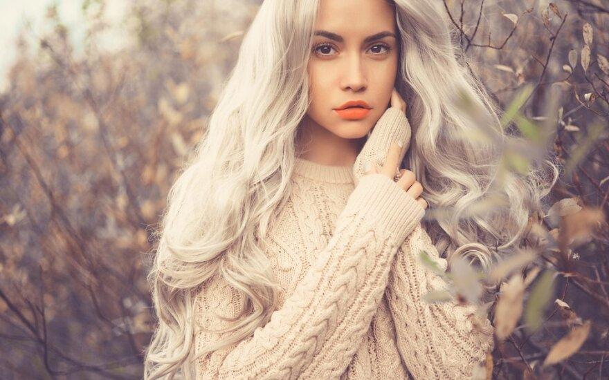 Žilstantys plaukai