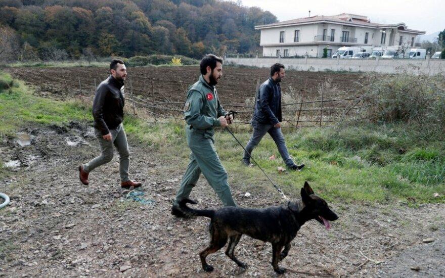 Turkijos policija ieško Jamalo Khashoggi palaikų