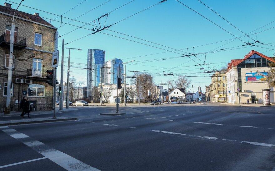 Kalvarijų gatvės ir Konstitucijos prospekto sankryža