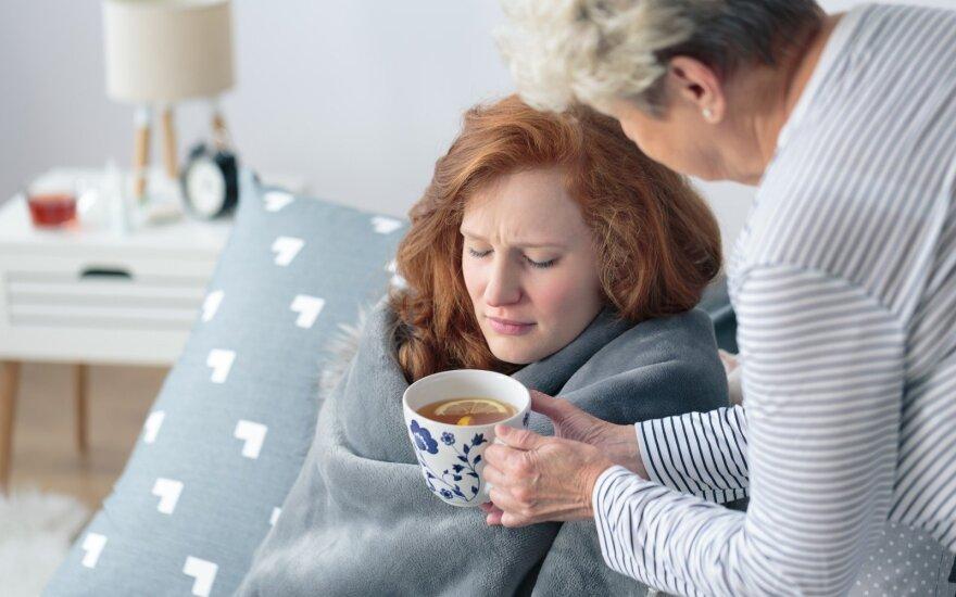 Viskas, ką reikia žinoti apie gripą: kas rekomenduojama ir ko geriau nedaryti