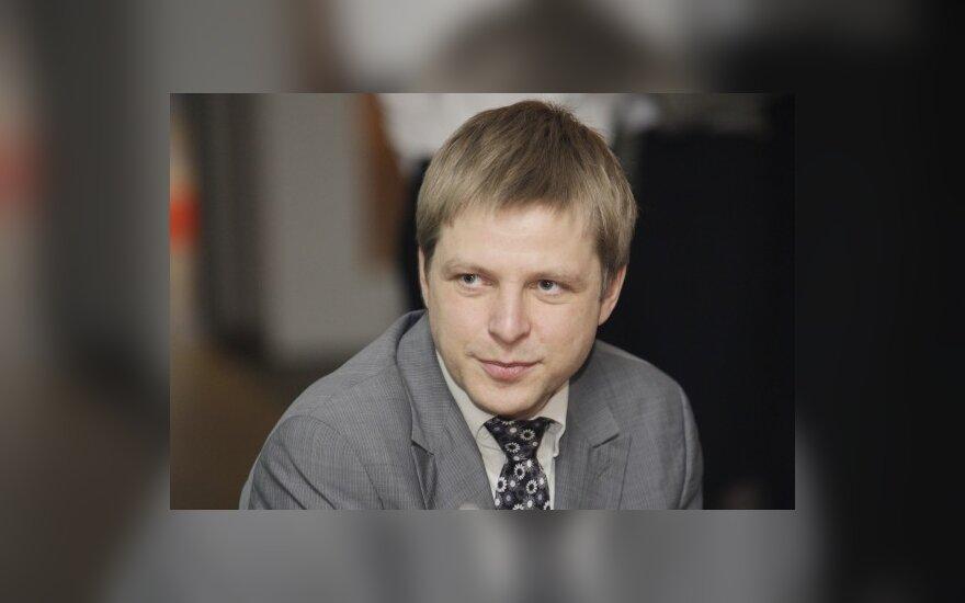 R.Šimašius: gyventojai turėtų patys rinktis mokėti ar ne PSD įmokas