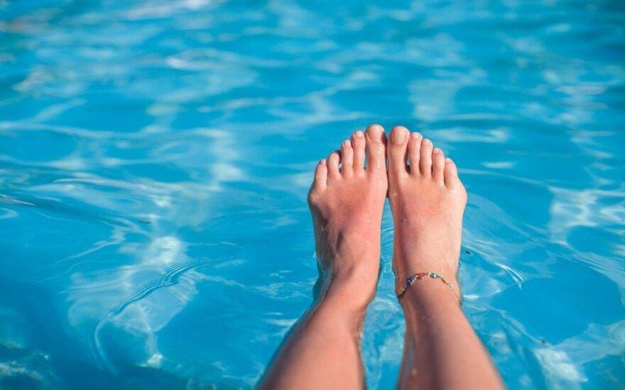 Apsilankymas baseine priminė sovietų laikus: ar tai verta 28 eurų?