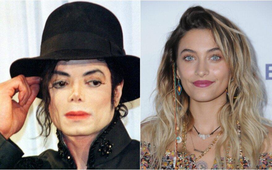 Paris Jackson ir Michaelas Jacksonas