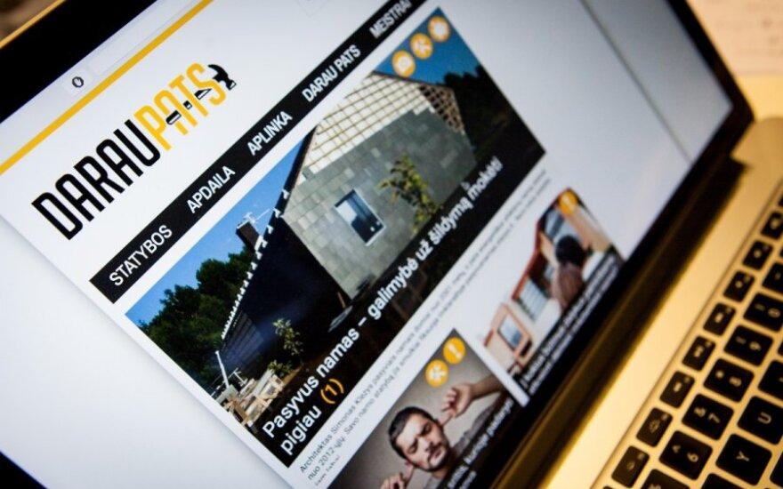 Įsirenginėjantiems ir kuriantiems namus - naujas portalas DarauPats.lt