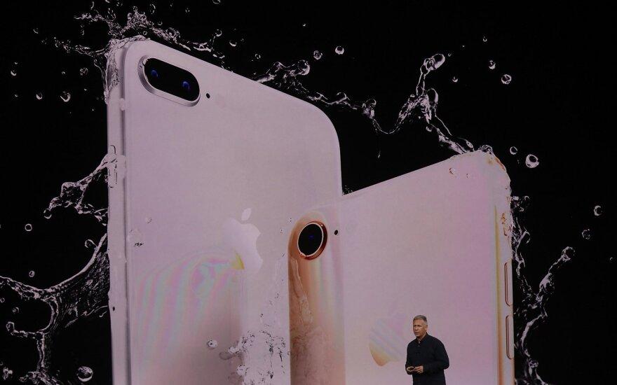 iPhone 8, iPhone 8 Plus pristatymas
