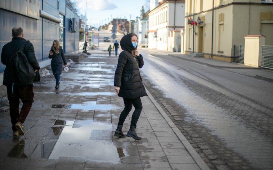 Pavasario pradžią sujauks vėjas ir sniegas: krituliai apims visą Lietuvą