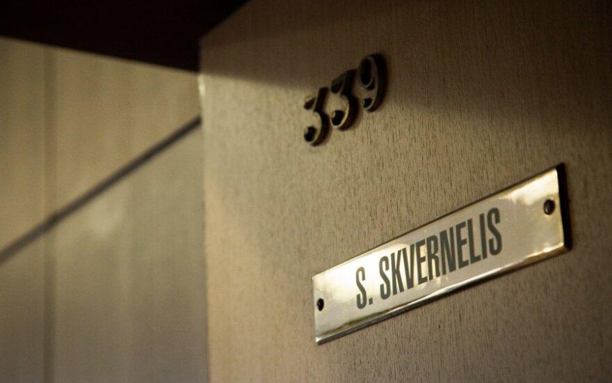 Trys buvę premjerai įvertino Skvernelio darbą