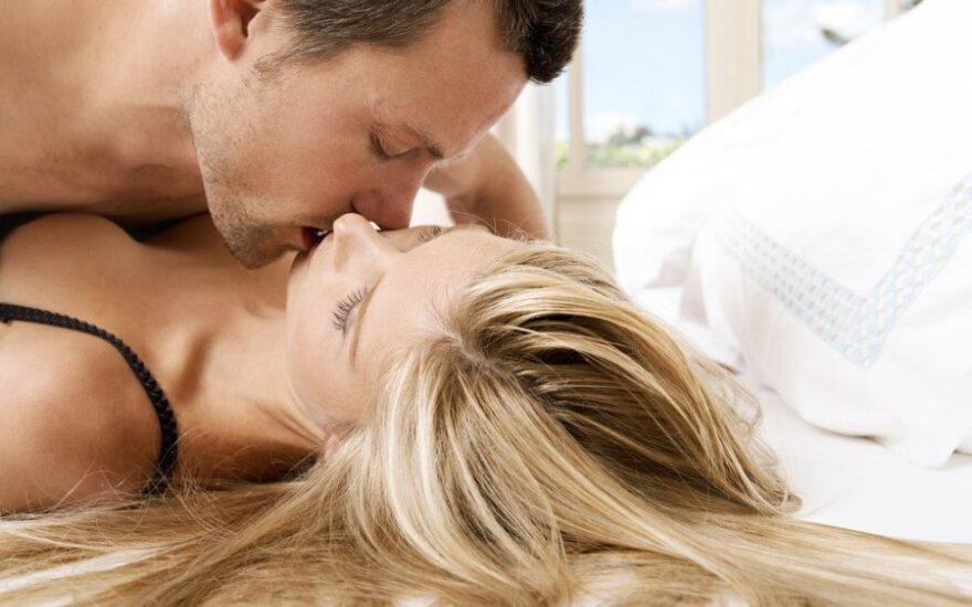 Prancūzų tyrimai byloja, kad moterys orgazmą gali patirti ir kitaip