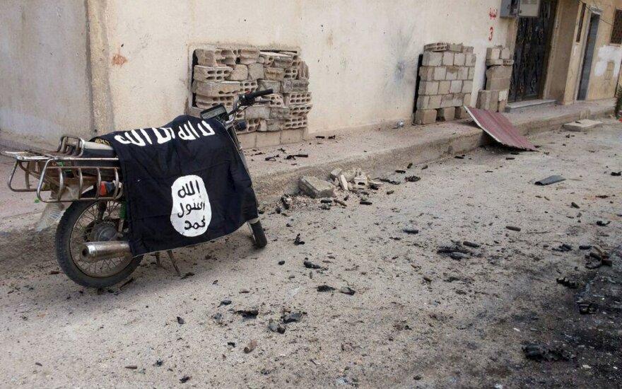 Irake už narystę IS iki gyvos galvos nuteisti prancūzas ir vokietė