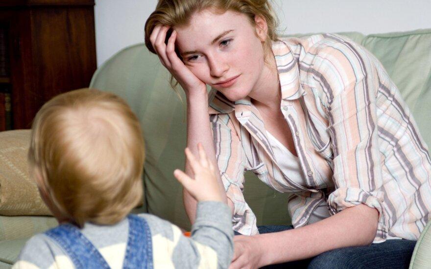 Motinystės atostogos Lietuvoje ir pasaulyje: kai kur mamos negauna nė vienos laisvos dienos