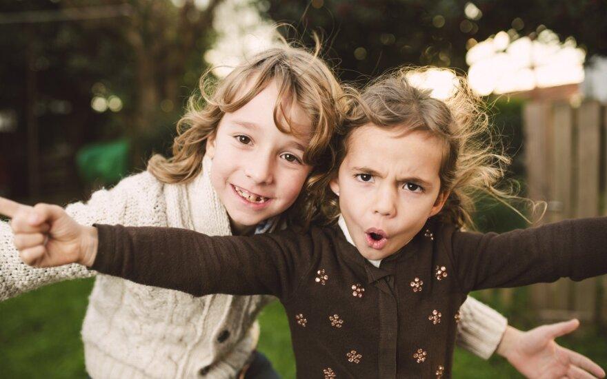 Tyrimas: nė nenutuokiate, ką reiškia, jei vaikas keikiasi