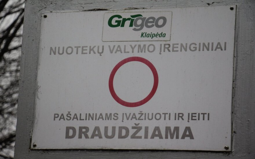 Part of Grigeo Klaipeda assets arrested