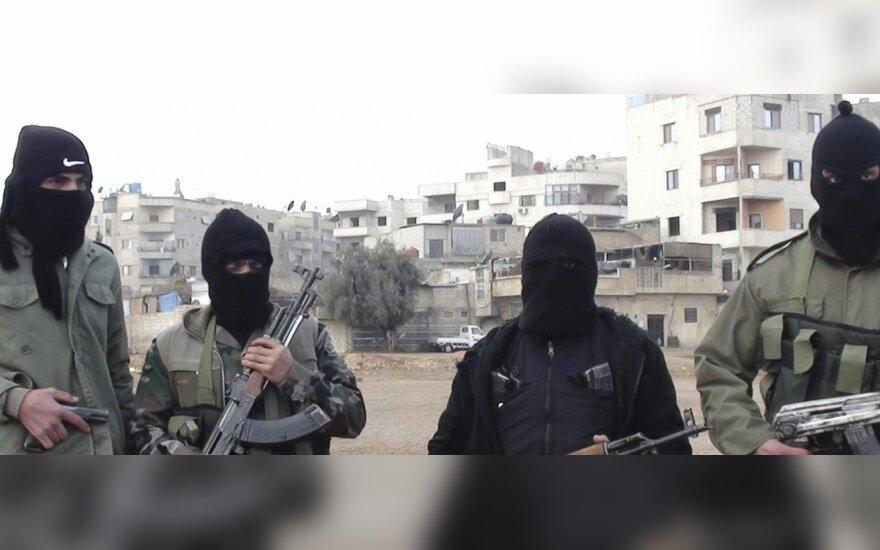 Sirijos armijos dezetyrai